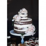 Naked cake, y'all. Go check out other divine details from…