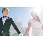 Today on UtahValleyBride.com, we have Whitney and Brett's delightful, dapper,…