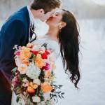 ICYMI  this wondrous winterwedding was featured on UtahValleyBridecom thishellip