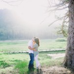 Happy Friday! Happy love! We adore this pictureperfect engagement sessionhellip