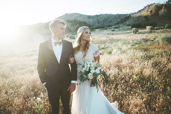 Wedding Dresses Spanish Fork Utah : Some kind of wonderful utah valley bride