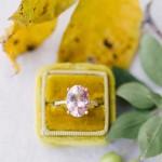 Rockin UtahValleyBridecom utahvalleybride utahbride utahwedding weddingring pinkring pink Photo shannonelizabethshellip