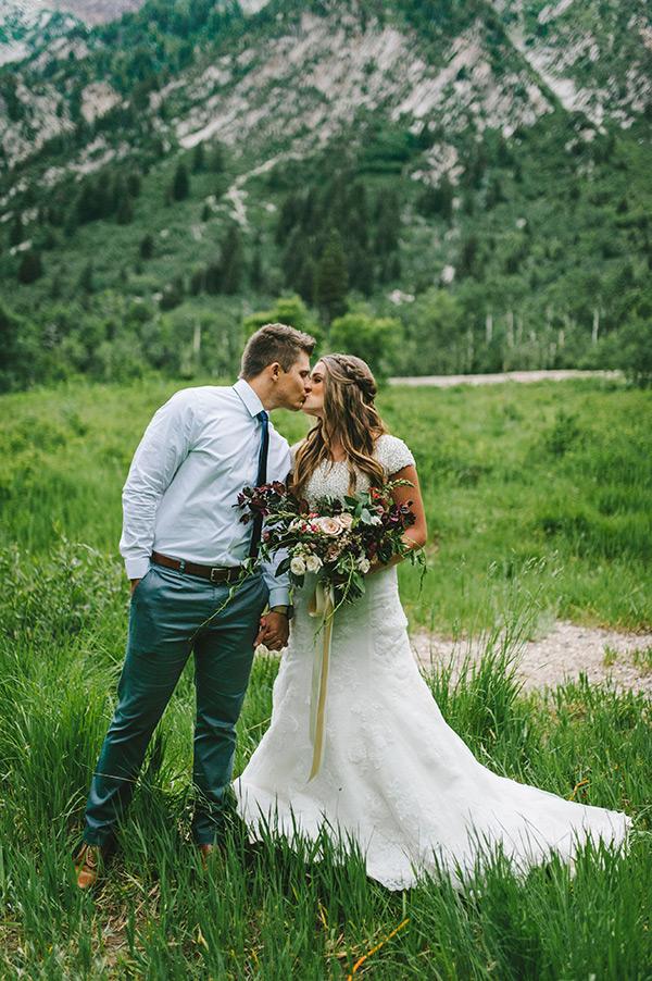 Outdoor Utah Weddings Utah Valley Bride