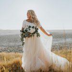 Were in bridals heaven people! Today on UtahValleyBridecom were sharinghellip