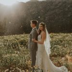 Rainspiration  Todays UtahValleyBridecom feature is dripping with style hellip