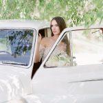 Baby lets ride UtahValleyBridecom utahvalleybride utahbride utahwedding weddingcar vintagecar hellip