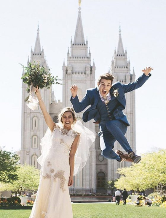 Modest Wedding Dresses Utah Valley Bride
